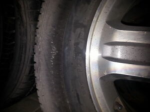 honda pilot 2 tire whith orginal rim