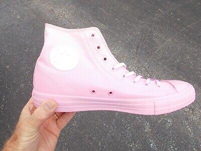 Converse CHUCK TAYLOR ALL STAR HI TOPS  PINK FOAM 163295C SIZE 12 NEW No BOX