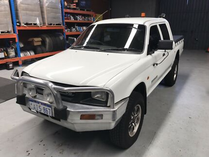 Wanted: Mitsubishi Trition