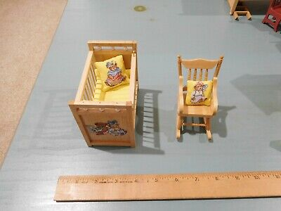 DOLLHOUSE FURNITURE - BABY
