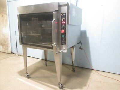 Hardt - Blaze Hd Commercial Natural Gas Chickenribsbriskets Rotisserie Ovens
