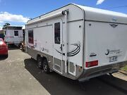 Jurgens bunk caravan Prospect Launceston Area Preview