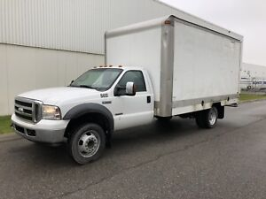 2005 Ford F-550 ***6.0L, v8, deleted and studded, new wheels***