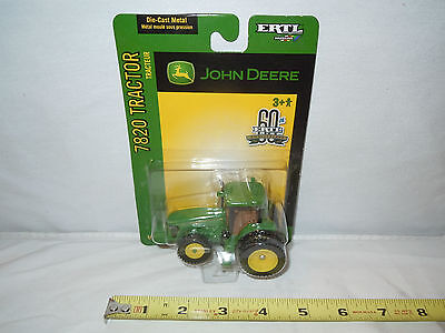 - John Deere 7820 With MFWD & Duals  By Ertl    1/64th Scale