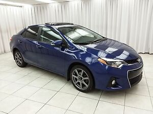2015 Toyota Corolla SPORT 6SPD SEDAN w/ BLUETOOTH, HEATED SEATS,
