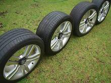 Holden Geniune 18 inch SS /SV6 Wheels & Tyres Epping Ryde Area Preview