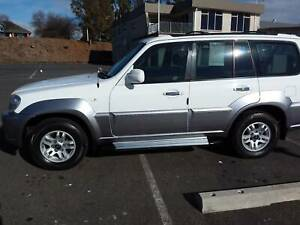2004 Hyundai Terracan HIGHLANDER Automatic SUV Ulverstone Central Coast Preview