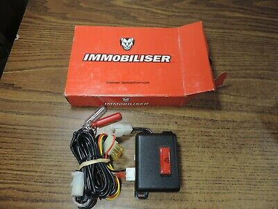 Car Alarm Protect Immobilizer Anti-theft Security System Immobiliser ()