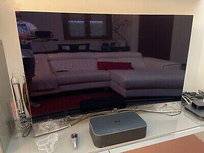 """LG TV OLED Curvo 55"""" 55EA970V - Cinema 3D Smart TV, Full HD"""
