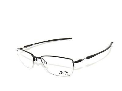 Oakley Lizard 2 5120-03 54 Satin Black Eyeglasses Frame (Sun Glasses Clearance)