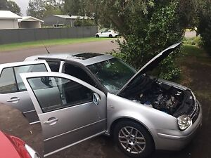 Golf gti 2001 full service history new gearbox Gosford Gosford Area Preview