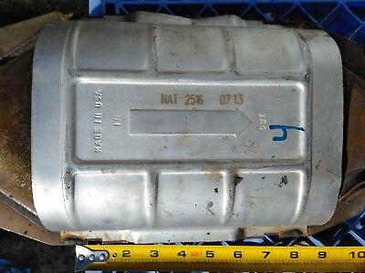 Catalytic Converter For Scrap Platinum Palladium Rhodium Recycle Aoh01234-4