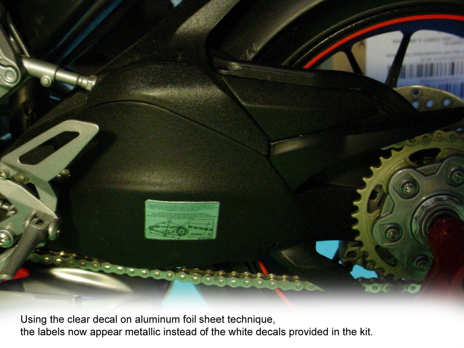 Siku 1601-Ducati Panigale 1299 con Tape-nuevo