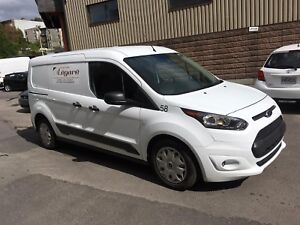 2017 Ford Transit Connect XLT CARGO 2.5