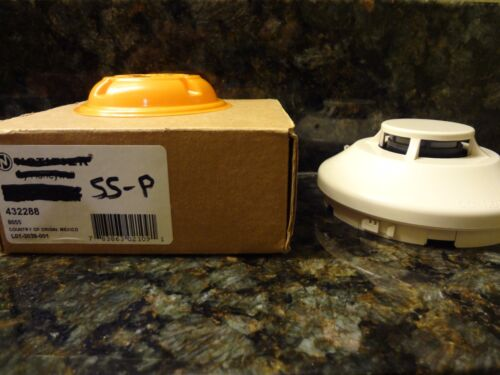 Gamewell SS-P Photoelectric Smoke Detector Head FREE SHIPPING !!!