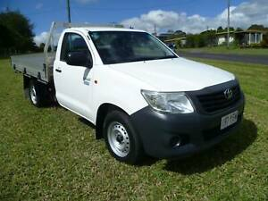 2015 Toyota Hilux WORKMATE Automatic Ute Atherton Tablelands Preview