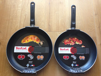Tegal Specifics Frying pans - Brand New Set of 2