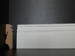 hamburger profil sockelleiste wei lackiert in 19x70mm ebay. Black Bedroom Furniture Sets. Home Design Ideas