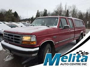 1994 Ford F-250 LOW KM, EXCELLENT CONDITION, RARE FIND!