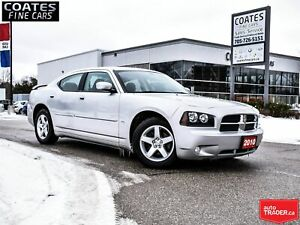 2010 Dodge Charger SXT ONE OWNER   CLEAN CARPROOF   LOW KM!