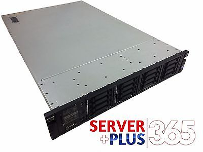HP Server ProLiant DL380 G7 16-Bay 2x 3.06GHz HexCore, 128GB RAM, no hard drives