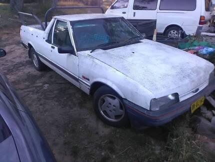 1993 Ford Focus Ute