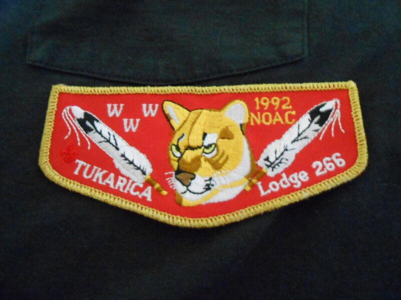 Tukarica Lodge 266 f13 flap