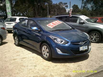 2015 Hyundai Elantra Sedan Launceston Launceston Area Preview