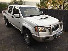 Holden RC Colorado dual cab ARB air lockers OX Hydraulic winch Sandy Bay Hobart City Preview