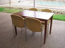 dining table with four chairs .. Abbotsbury Fairfield Area Preview
