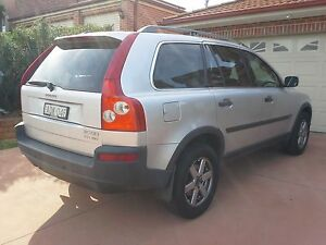 2004 Volvo XC90 Luxuary 7 seater full service history mech A1 Cranebrook Penrith Area Preview