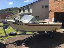 Brooker 4.75 m Freedom runabout Corlette Port Stephens Area Preview