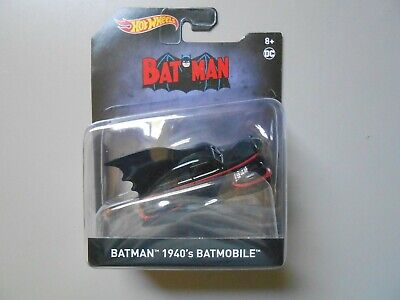 2020 HOT WHEELS * BATMAN 1940'S BATMOBILE * DC * 1:50 SCALE
