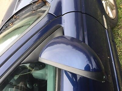 Jaguar X Type Estate JHM 2004  Breaking All parts  JHM Drivers Wing Mirror Cover
