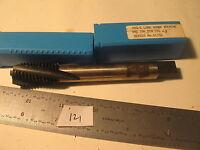 NEW CLEVELAND HAND TAP 3//8-18 HSGT NPSF 4FL STR PT  LOC1094