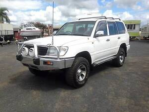 LandCruiser 100 series Dual Fuel Automatic Hatton Vale Lockyer Valley Preview