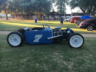 1930 Ford Model A  1930 Model A Roadster Rat Rod