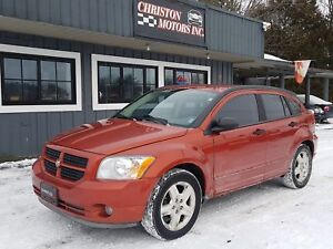 2007 Dodge CALIBER SXT LOADED! CERTIFIED ETESTED ONLY $2999+taxe