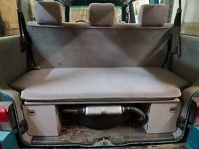 AHK ES7 VW T4 1996-2003 Bus Kasten Multivan Caravelle Anhängerkupplung AHZV NEU