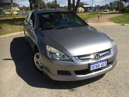 2007 Sport Honda Accord Kenwick Gosnells Area Preview
