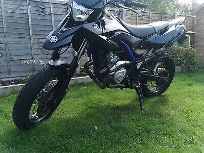 Yamaha Wr125 2014