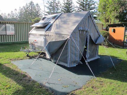 Campervan AVAN 2015 (Dec) SPORTLINER with Annexe