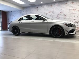 Mercedes CLA 45 AMG 2018