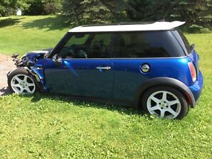 Mini Cooper S Part Out, everything for $1800