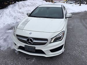 Mercedes Benz CLA 250 4 Matic