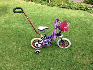 Kids 12 inch Bike - XERO (Purple) with Parental Autosteering New Lambton Heights Newcastle Area Preview