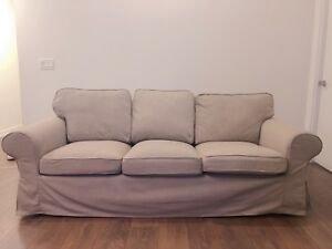 Sofa for sale ( Negotiable )  + Coffee Table for Free
