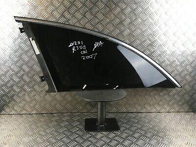 Mercedes W251 Seite Quarter Fenster Glas Hinten Links n /S /R Klasse Getönt OEM