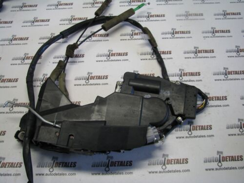 LEXUS LS430 RIGHT FRONT DOOR LOCK CATCH MECHANISM used 2006