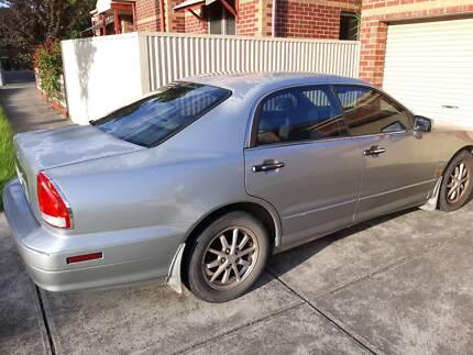 2002 Mitsubishi Verada 3.5 Ei (with or without rego)